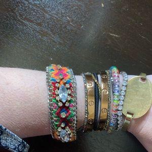 Bohemian and fun bracelets - 2 colors